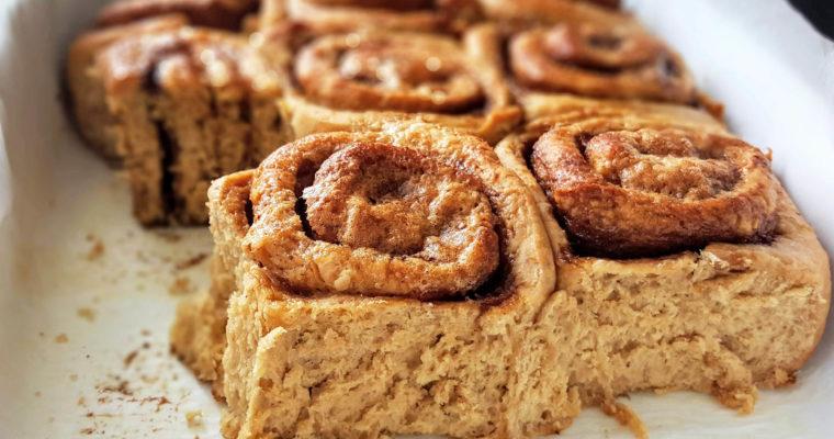 Swedish cinnamon rolls – Kanelbullar