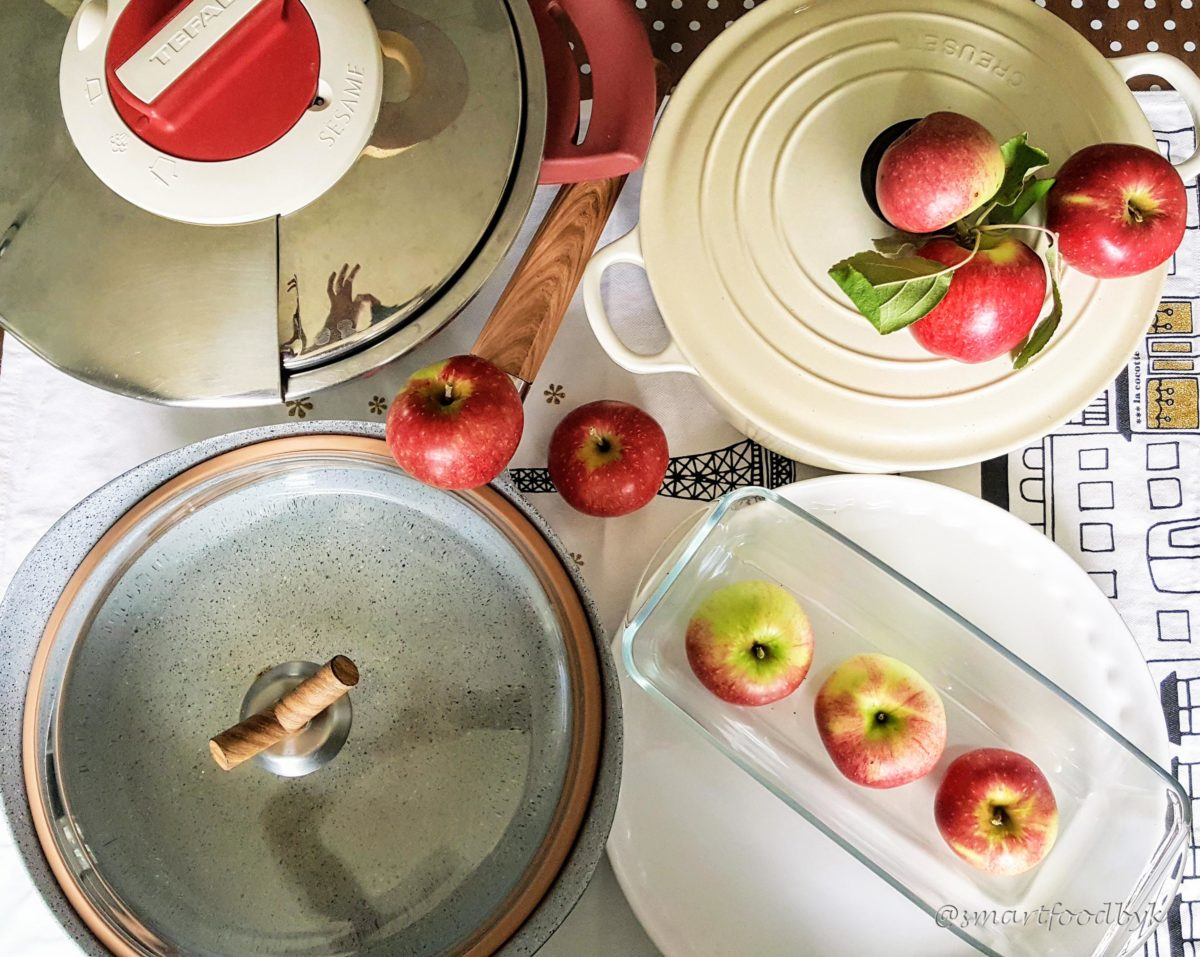 Cooking basics: Pots and Pans