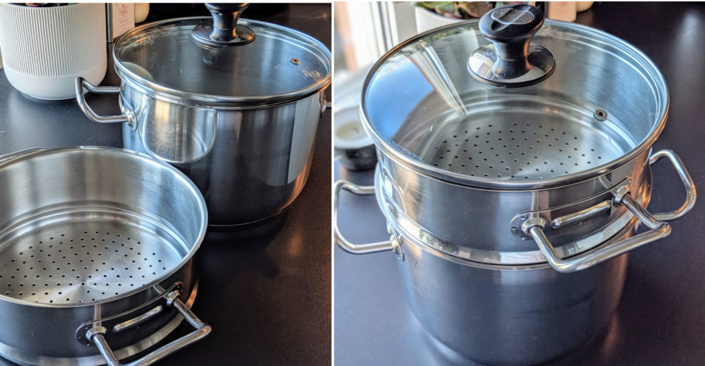 Steaming Casseroles